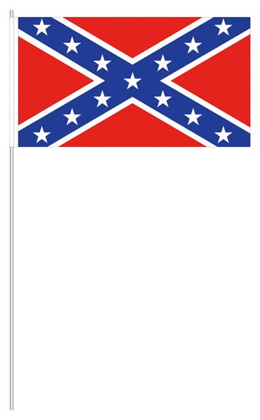 Werbeartikel: Südstaaten Papier fahnen