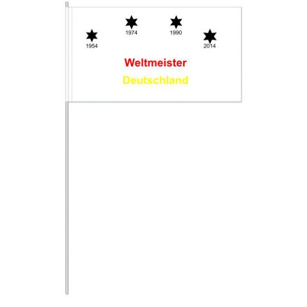 Werbeartikel: Weltmeister Deutschland,
