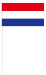 Werbeartikel: Euro Papierfahnen,=Niederlande Papierfahnen,