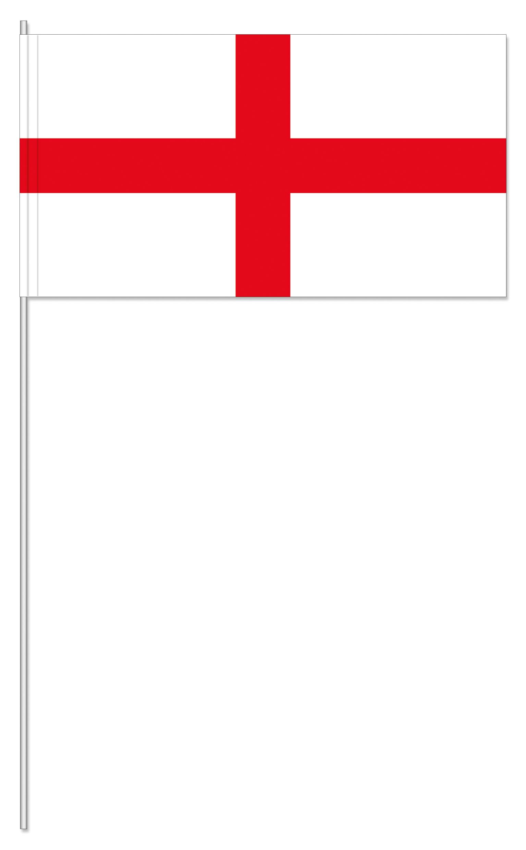 Werbeartikel: England Papierfahnen