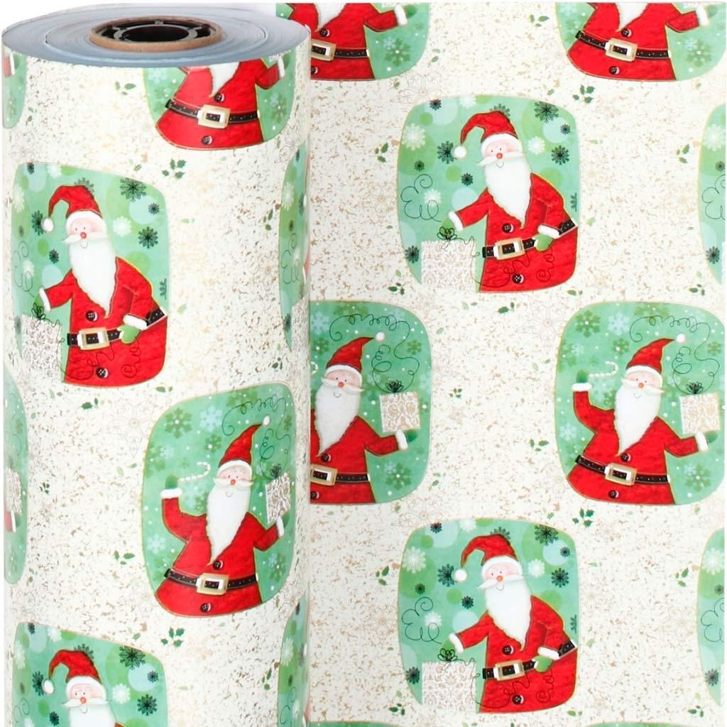 Werbeartikel: Geschenk-papier weihnachts,=Geschenk-papier Nikoläuse,