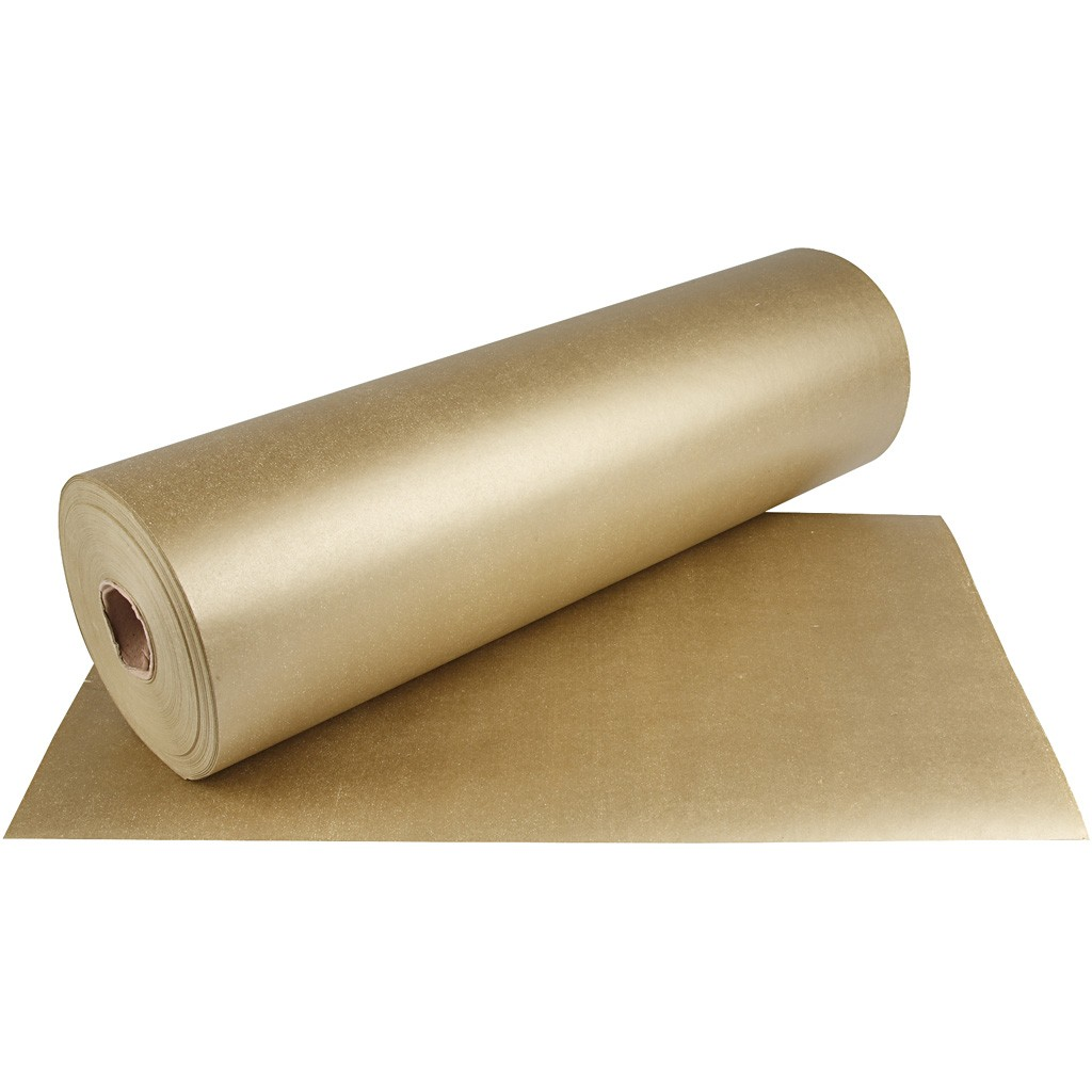 Werbeartikel: Geschenk-papier weihnachts,=Geschenkpapier gold,
