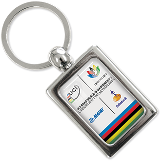 Werbeartikel: Metall-Schlüsselanhänger=Metall-Schlüsselanhänger Chapa