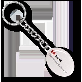 Werbeartikel: Metall-Schlüsselanhänger=Metall-Schlüsselanhänger Twinky