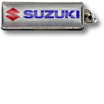 Werbeartikel: Pins=Pnis Suzuki