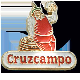 Werbeartikel: Pins Specials Cruzcampo