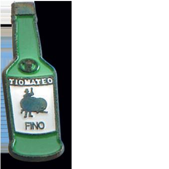 Werbeartikel: Pins SpecialsTiomateo