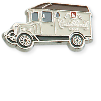 Werbeartikel: Pins Specials castellblanch