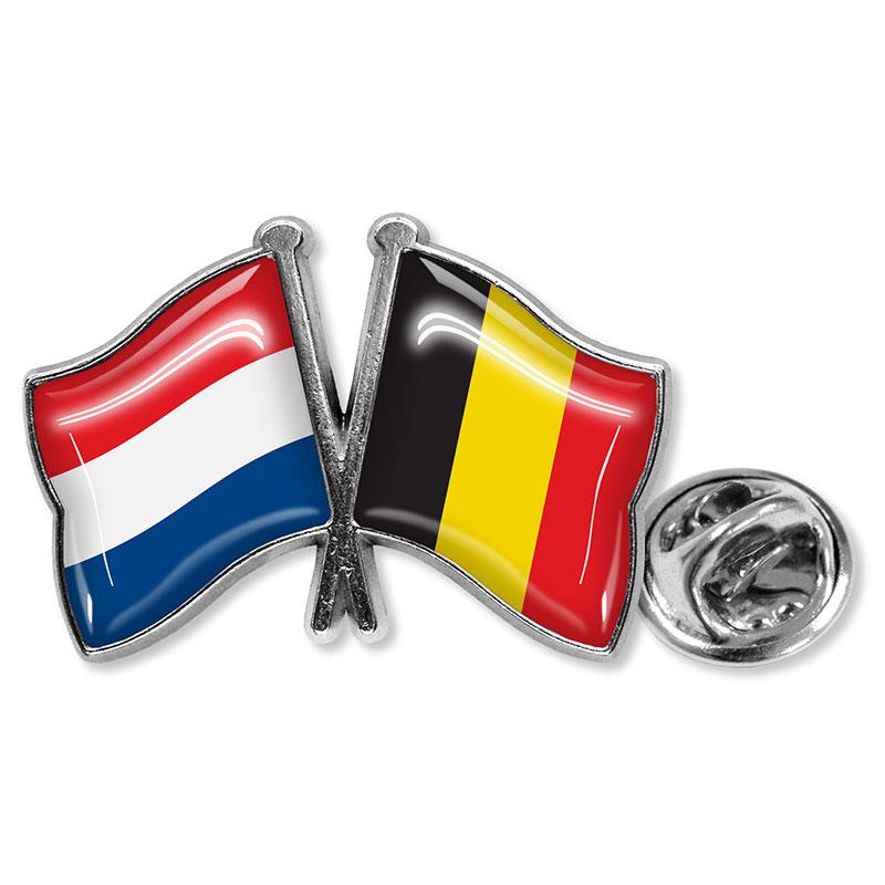 Werbeartikel: Pins=Frankreich und Belgien Pins