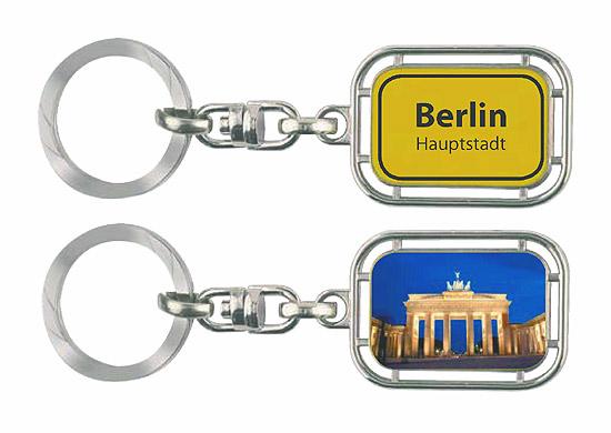 Werbeartikel: Berlin Schlüsselanhänger