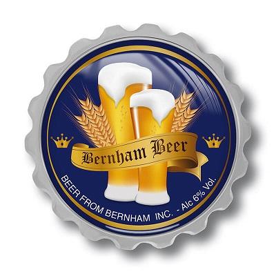 Werbeartikel: Brauerei Flaschöffner