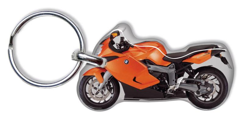 Werbeartikel: Sport Schlüsselanhänger=Motorrad Schlüsselanhänger,