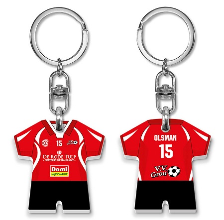 Werbeartikel: Sport Schlüsselanhänger=Schlüsselanhänger Sport, F.V. Grou