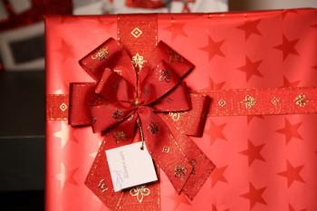 Werbeartikel: Schleifen Himmlische Weihnachten,